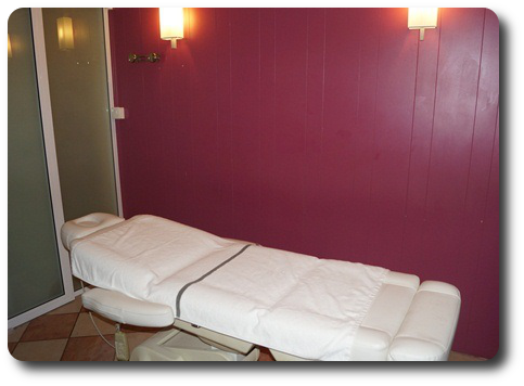 Aesthetic massage treatments